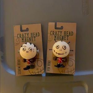 Other - Crazy head magnet